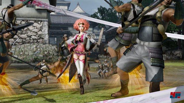 Screenshot - Samurai Warriors 4 (PlayStation4) 92492917