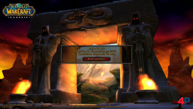 Screenshot - World of WarCraft Classic (Mac) 92594959