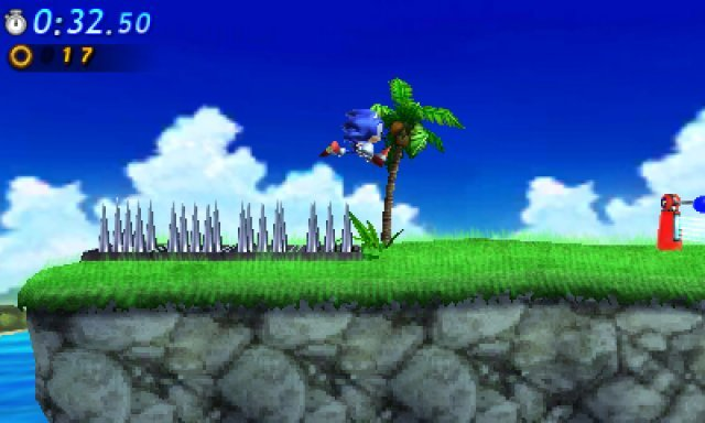 Screenshot - Sonic Generations (3DS) 2286437