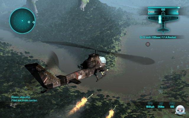 Screenshot - Air Conflicts: Vietnam (360) 92461214