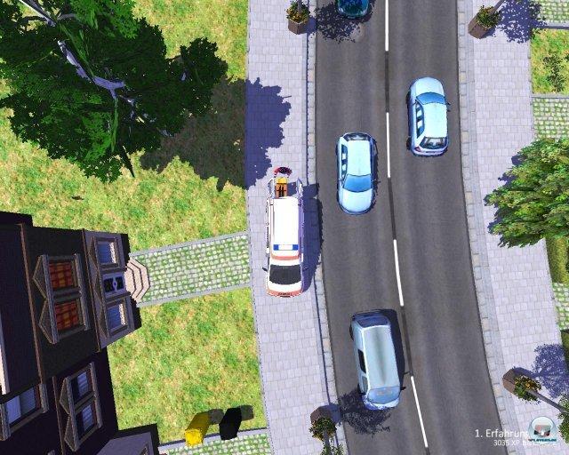 Screenshot - Rettungswagen-Simulator 2012 (PC)