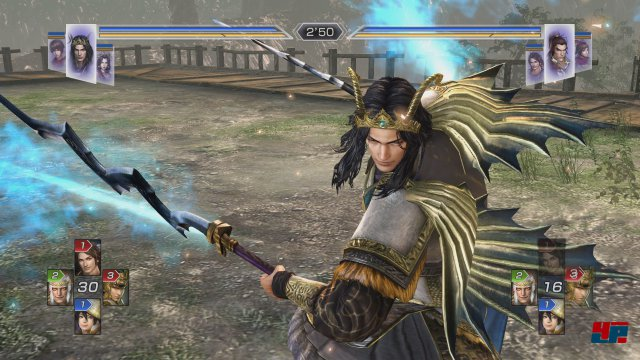 Screenshot - Warriors Orochi 3 Ultimate (PlayStation4) 92490068