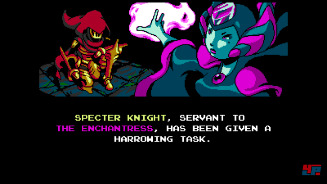 Screenshot - Shovel Knight: Specter of Torment (Linux) 92543229