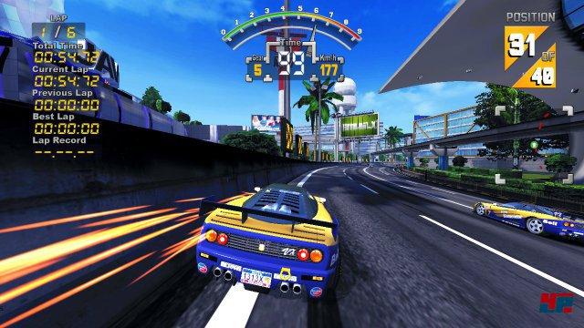 Screenshot - The 90's Arcade Racer (PC) 92549522