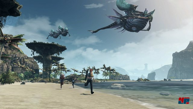 Screenshot - Xenoblade Chronicles X (Wii_U)