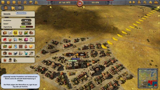 Screenshot - Railway Empire (PC) 92559384
