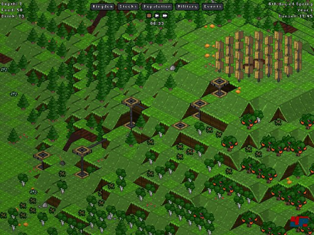 Screenshot - Gnomoria (Linux) 92524195