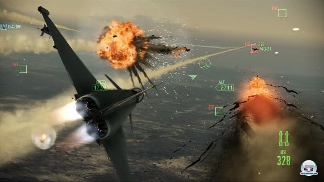 Screenshot - Ace Combat: Assault Horizon (360) 2248952