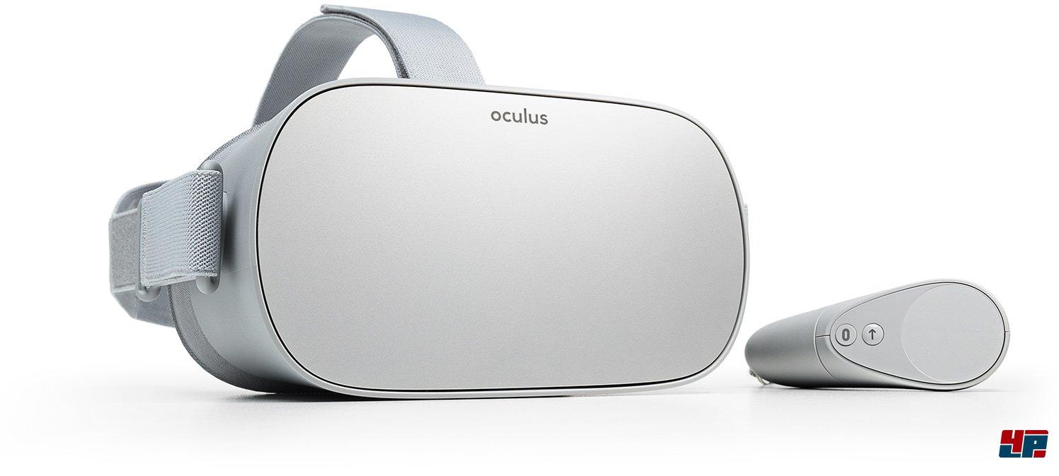 oculus go autarkes virtual reality headset ohne kabel. Black Bedroom Furniture Sets. Home Design Ideas