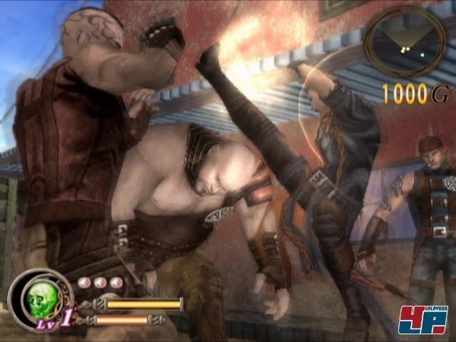 Screenshot - God Hand (PlayStation2) 2374167