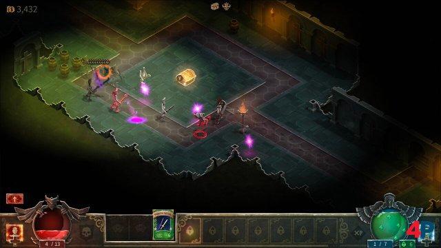 Screenshot - Book of Demons (PS4) 92611452