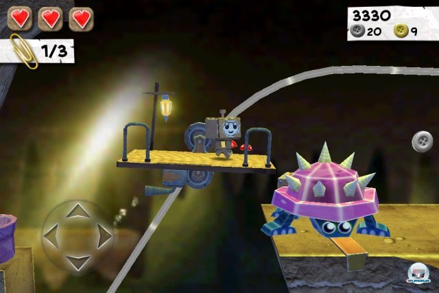 Screenshot - Paper Monsters (iPhone) 2316502