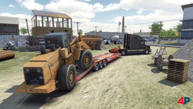 Screenshot - Truck & Logistics Simulator (PC)
