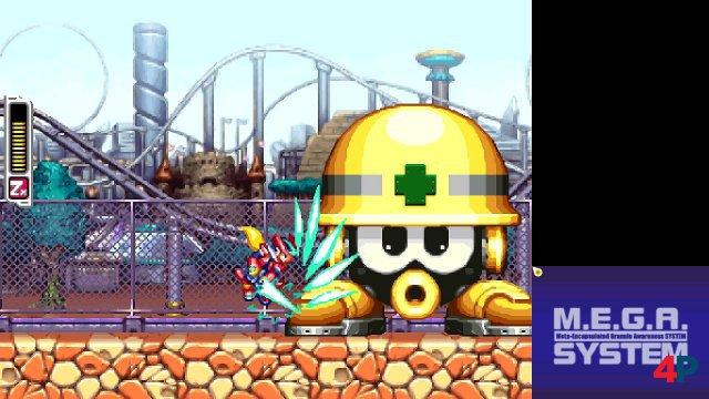 Screenshot - MegaMan Zero/ZX Legacy Collection (PC) 92595007