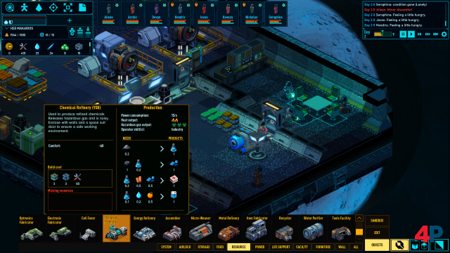 Screenshot - Space Haven (PC) 92613283