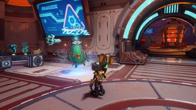 Screenshot - Ratchet & Clank: Rift Apart (PlayStation5) 92643489
