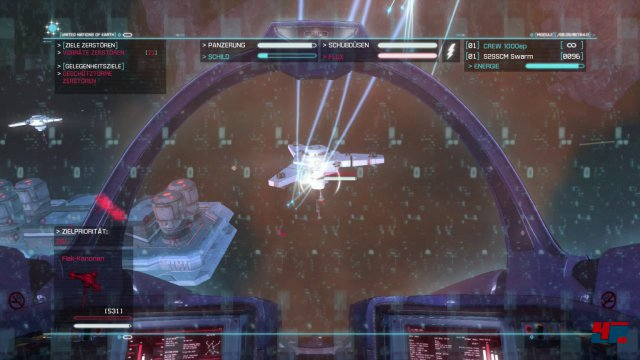 Screenshot - Strike Suit Zero (PlayStation4)
