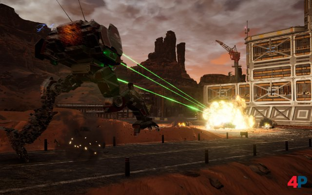Screenshot - MechWarrior 5: Mercenaries (PC) 92602618