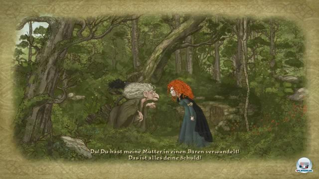 Screenshot - Merida - Legende der Highlands (PC)
