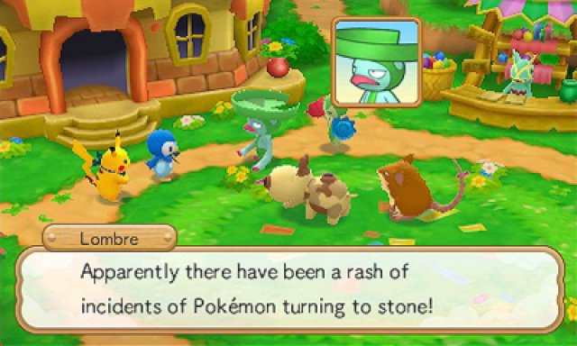 Screenshot - Pokémon Super Mystery Dungeon (3DS) 92508178
