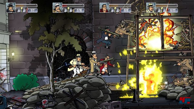 Screenshot - Guns, Gore & Cannoli (XboxOne) 92514151