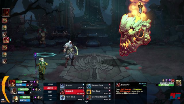 Screenshot - Battle Chasers: Nightwar (PC) 92553696