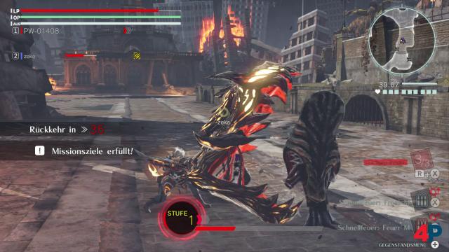 Screenshot - God Eater 3 (Switch) 92593462