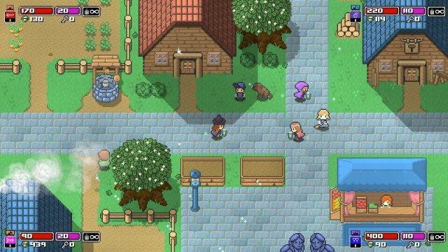 Screenshot - Rogue Heroes: Ruins of Tasos (PC)