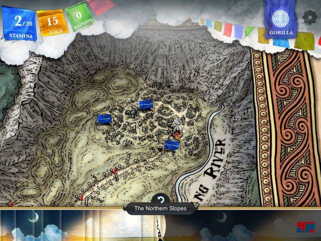 Screenshot - Sorcery! - Teil 3 (iPad) 92503573