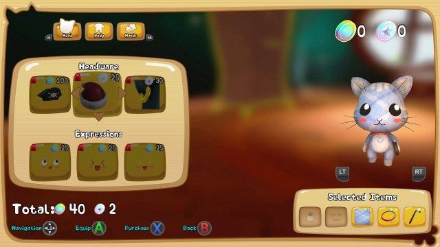 Screenshot - Neko Ghost, Jump! (PC, PS4, Switch, One) 92632848