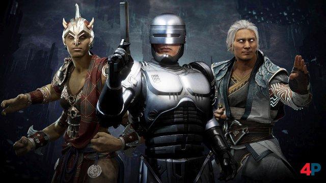 Screenshot - Mortal Kombat 11 (PC)