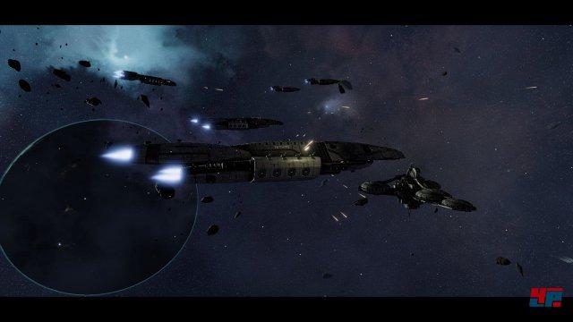 Screenshot - Battlestar Galactica Deadlock (PC) 92565076