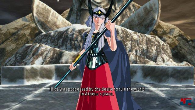 Screenshot - Saint Seiya: Soldiers' Soul (PC) 92509009
