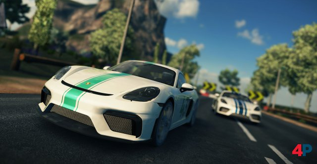 Screenshot - Gear.Club Unlimited 2 Porsche Edition (Switch) 92595298