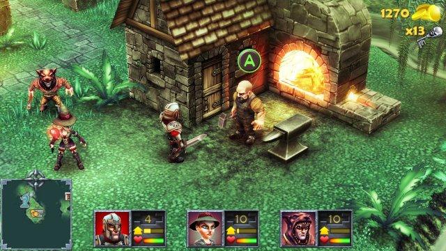 Screenshot - Battle Hunters (PC)