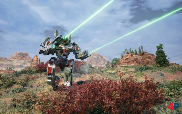 Screenshot - MechWarrior 5: Mercenaries (PC) 92602641