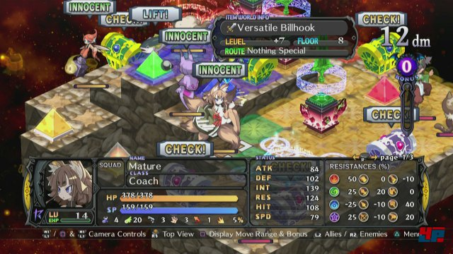 Screenshot - Disgaea 5: Alliance of Vengeance (PlayStation4) 92508595
