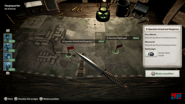 Screenshot - Achtung! Cthulhu Tactics (Switch) 92581542