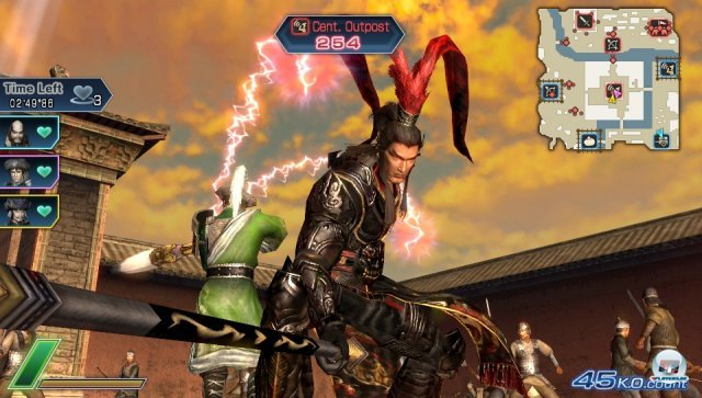 Screenshot - Dynasty Warriors: Next (PS_Vita) 2323772