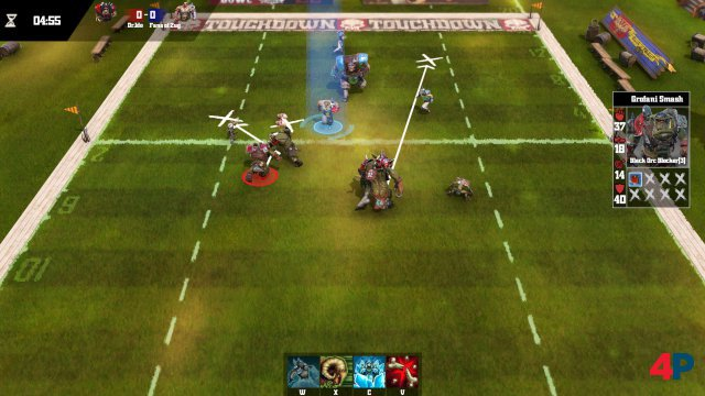 Screenshot - Blood Bowl: Death Zone (PC) 92592183