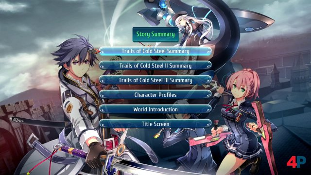 Screenshot - The Legend of Heroes: Trails of Cold Steel 4 (Switch) 92638883
