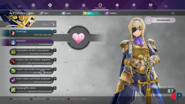 Screenshot - Sword Art Online: Alicization Lycoris (PS4) 92620135