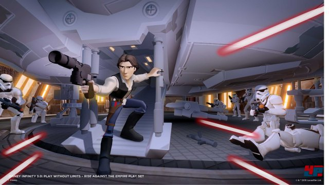 Screenshot - Disney Infinity 3.0: Play Without Limits (360) 92506066
