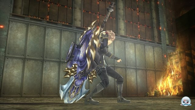 Screenshot - God Eater 2 (PS_Vita) 92456698