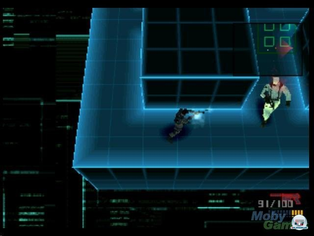 Screenshot - Metal Gear Solid: The Legacy Collection (PlayStation3) 92459697