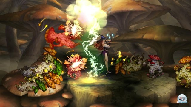 Screenshot - Dragon's Crown (PlayStation3) 92459131
