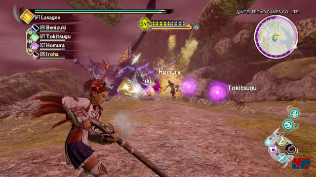 Screenshot - Toukiden 2 (PS4) 92543431