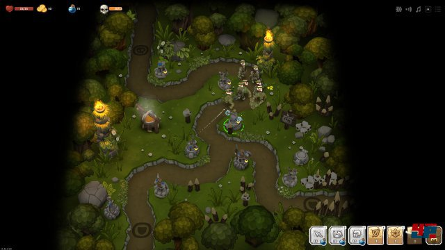 Screenshot - Warstone TD (Mac) 92568299