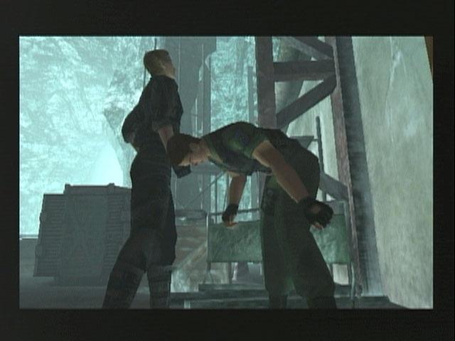 Resident Evil Code: Veronica <br><br> Zwar beginnt der Horror-Trip von Claire und Chris Redfield sowie Steve Burnside auf einer zombieverseuchten, aber immerhin wohl temperierten Insel, doch zum Finale muss das Trio notgedrungen in den kalten Apfel beißen, denn Umbrella musste ja unbedingt eine Basis in der Antarktis aus dem Eis stampfen. Trotz der Kälte geht es in dem mittlerweile indizierten Titel aber heiß her...  2180882