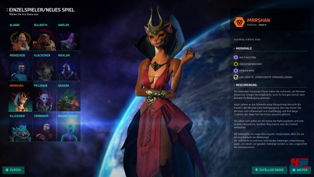 Screenshot - Master of Orion (PC) 92532206